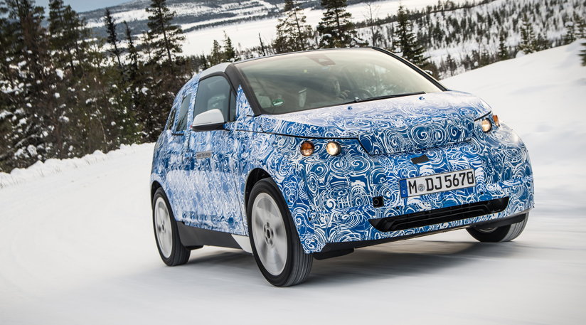 2013 BMW i3 First Test Drive ever