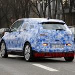 2013 BMW i3 REx Rear