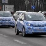 2013 BMW i3 REx Driving