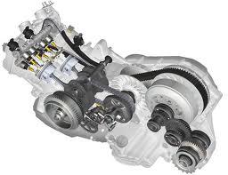 BMW i3 range extender cutaway